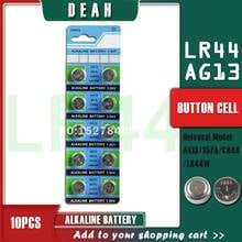 New T E Brand 10 X Ag13 Lr44 357 Sr44sw Alkaline Battery Buy Cheap In An Online Store With Delivery Price Comparison Specifications Photos And Customer Reviews