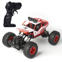 AZMA 1:16 4WD RC car 2.4G radio remote control car climbing truck toy vehicle  high speed truck off-road truck children's gifts