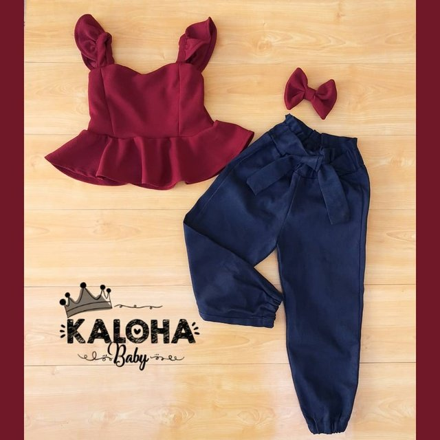 Pants Summer Clothing Outfits IENENS Fashion Children Girls Clothes Sets Tops