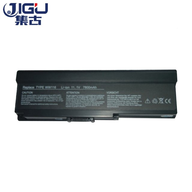 JIGU High capcity black 9 Cells laptop battery FOR DELL FOR Inspiron 1420 FOR Vostro 1400 312-0543 312-0580 312-0584 312-0585