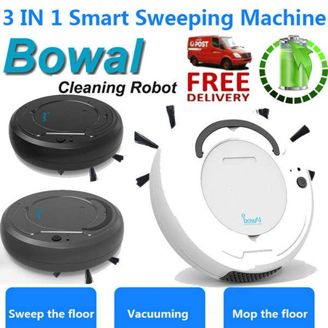 1800 Pa Multifunctional robot vacuum cleaner, 3-In-1 Auto Rechargeable Smart Dry Wet Sweeping Robot Vacuum Cleaner DROP SHIP D8