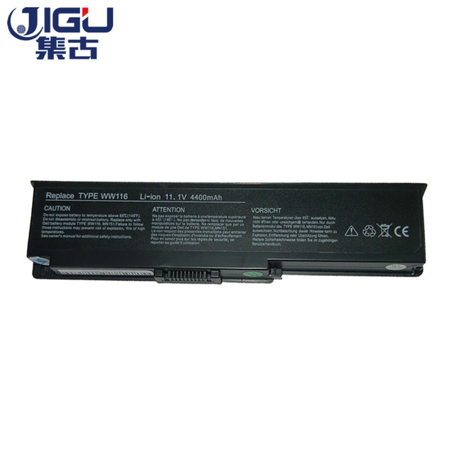 JIGU High capcity black 6 Cells laptop battery FOR DELL FOR Inspiron 1420 FOR Vostro 1400 312-0543 312-0580 312-0584