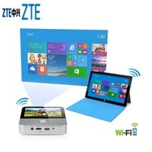 ZTE Spro2 LTE HD Smart Andorid4.4 проектор MiFi Share Router