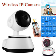 IP Camera 720P HD Wifi Wireless Home Security Surveillance Camera 3.6mm Lens Wide Angle Indoor Camera Support Night Vision Dome