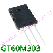 1pcs/lot GT60M303 60M303 TO-3PL new original INSULATED GATE BIPOLAR TRANSISTOR SILICON N CHANNEL IGBT