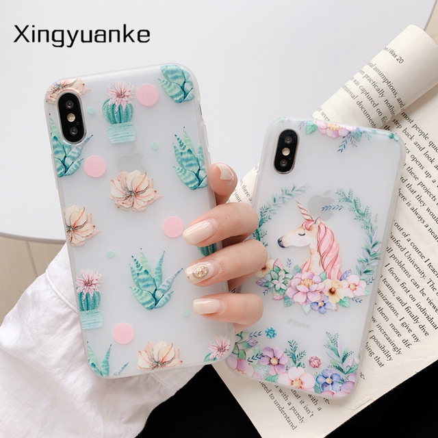 Couples Flowers Phone Cover For Apple iPhone SE 2020 11 Pro Max X XR XS MAX 8 7 Plus 6 6S Silicone Soft Case