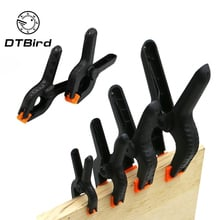 Woodworking Spring ClampPlastic Nylon Toggle Clamps Grip Clips Opening Craft Hand Tool 2Inch 3Inch 4Inch 6Inch
