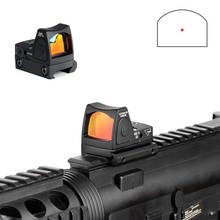 Airsoft Micro Red Dot RMR Reflex Sight Pistol or Rifle