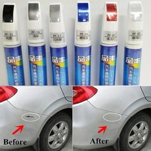 Cars Scratch Repair Mending Tool Professional Applicator  Touch Up Car Paint Repair Coat Painting Pen Scratch Clear Remover