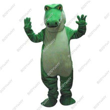 Crocodile Mascot Costume Suit Animal Cosplay Party Game Fancy Dress Outfit Adult Size Advertising Parade Halloween 2019