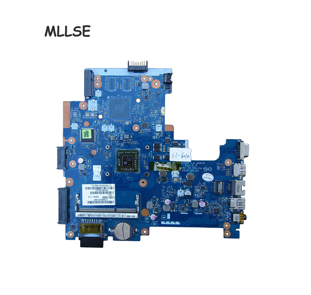 764174-601 764174-501 motherboard 764174-001 for HP 14-G 245 G3 laptop system board UMA graphics E1-6010 CPU ZSO41 LA-A997P