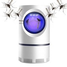 Led Mosquito Killer Lamp UV Night Light Mosquito Trap Lantern Repellent Lamp For Dropshipping