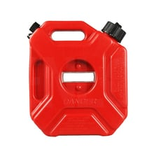 3 Litres Fuel Tank Plastic Spare Petrol Tanks Cans Gasoline Oil Container Fuel-Jugs For Motorcycle Atv