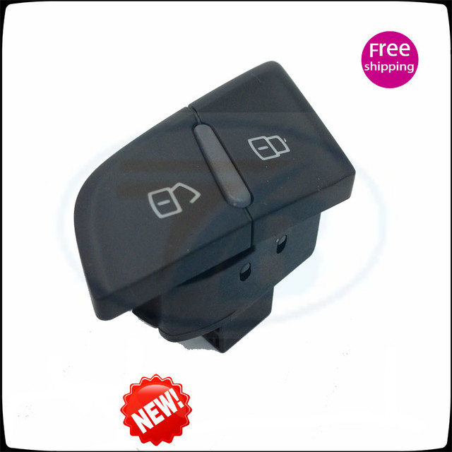 Front Right Central Locking Control Switch For AUDI Q5 8R 2008 2009 2010 2011 2012 2013 2014 8R2962108A  8KD-962-108