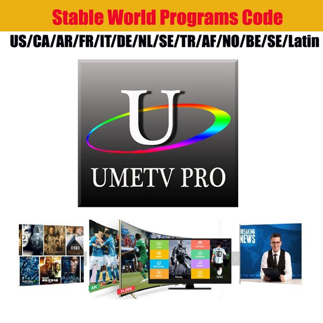 Dutch Iptv 1year Subscription Code World Iptv Umetvpro Germany Israel Turkey Romania Spainish Latins Pro Iptv M3u Smart Android Buy Inexpensively In The Online Store With Delivery Price Comparison Specifications Photos