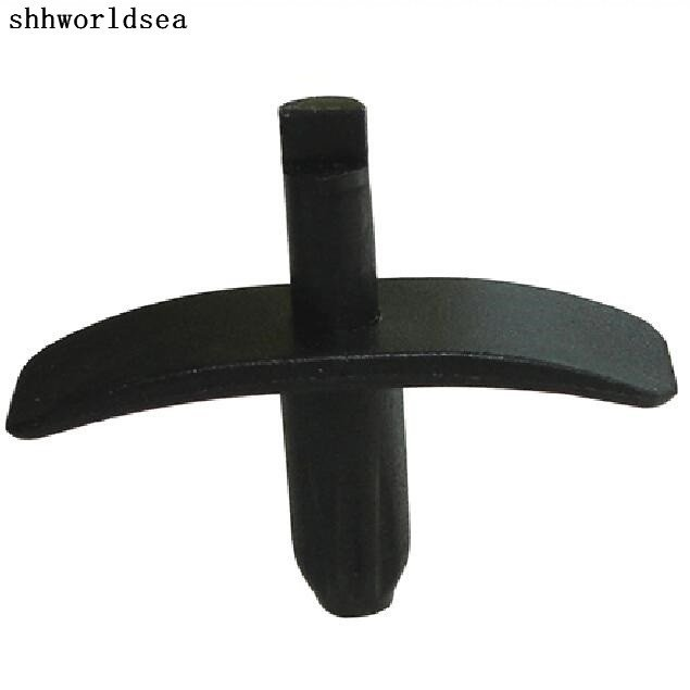 Shhworldsea Nylon Black Push-Type Retainer Fastener Clip For Volvo 9133073-8. 850 940 960 .S80 S90 V90