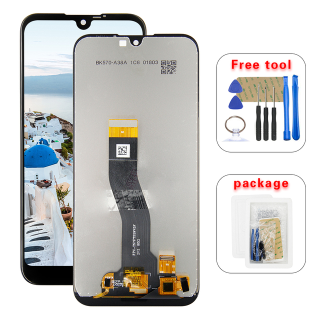 """5.71"""" For Nokia 4.2 TA-1184 TA-1133 TA-1149 LCD Display Touch Screen Screen Digitizer Assembly"""