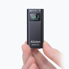 HD Mini Clip Pen Voice Activated 8GB 16GB Professional Digital Voice Recorder With MP3 Player Dictaphone