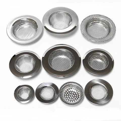 Buy Xmt Home Colanders Sewer Filter Sink Strainers Bathroom Drain Outlet Kitchen Sink Filters Mesh Sink Strainer Floor Drain Net In The Online Store Xmt Home Happykitchen Store At A Price Of 6 32 Usd