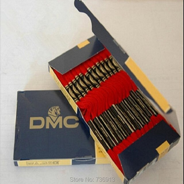 200 Pieces DMC Embroidery Floss Thread Choose Any Colors