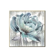 Flowers Hand Painted Abstract Modern Wall Art Picture Home Decor Oil Painting On Canvas For Bedroom Abstract Artworks Unframe