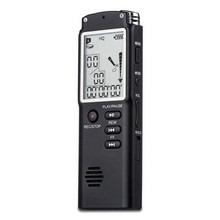 Professional Audio Recorder Digital Voice Activated Recorder Dictaphone Noise Reduction Recording with MP3 Player Long Record