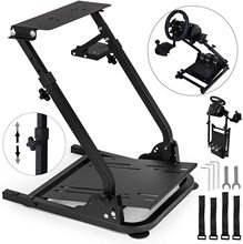 VEVOR G920 Racing Simulator Steering Wheel Stand Racing Wheel Stand fit for Logitech G27/G25/G29 Gaming Simulator Wheel Stand