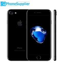 3 Days Arrived,Apple iPhone 7 Smartphone 32GB/128GB/256GB ROM 4.7 Touchscreen  IOS 12.0MP Camera Fingerprint 4G LTE Mobile Phone