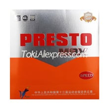 Friendship 729 PRESTO MAX Spin / Speed 729 Table Tennis Rubber Ping Pong Sponge