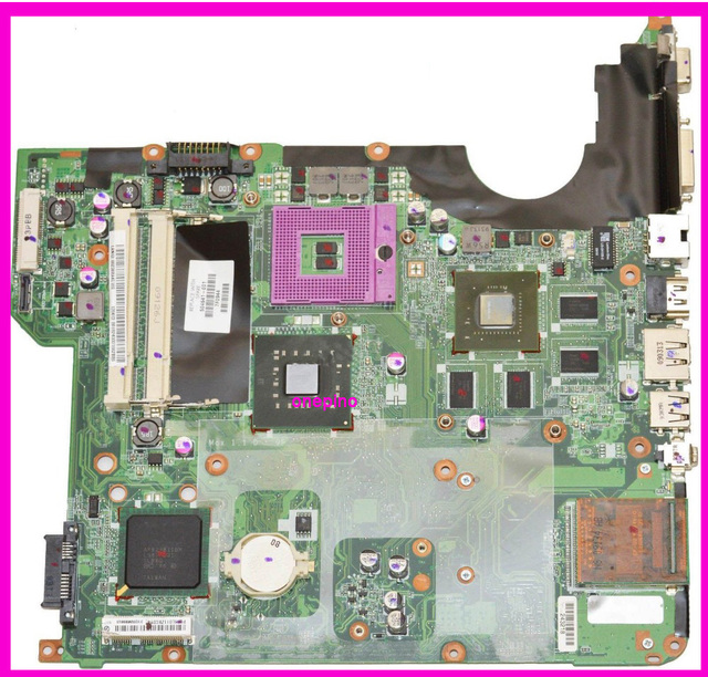 504641-001 482870-001 fit For HP laptop mainboard DV5-1000 DV5-1100 DV5 504641-001 system tested