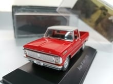 1:43 FORD F-100 1978 alloy model Car Diecast Metal Toys Birthday Gift For Kids Boy other