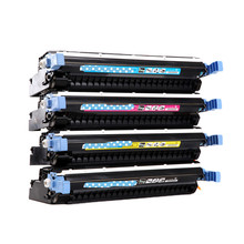Compatible Color Toner Cartridge CB540A CB540 540A 540 CB541A CB542A CB543A 125A Replacement LaserJet CP1215 CP1515n Printer