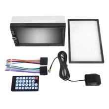 7-Inch 1080P HD Touch Screen Car MP5 Player With GPS Navigation Handsfree FM Radio Tuner AUX Audio Input