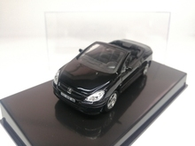 1:43 Peugeot 307 CC black alloy model Car Diecast Metal Toys Birthday Gift For Kids Boy other