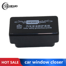 Vehemo OBD Car Window Closer Vehicle Glass Door Sunroof Opening Closing Module System For Chevrolet Cruze Buick Car Accessory