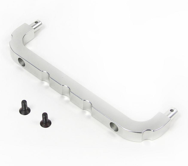 CNC precision machining all metal roll cage front support frame for ROVAN KM HPI BAJA 5B 5T 5SC