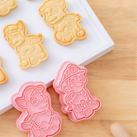 Dog Cutter for Biscuits Cake Cutters Cooking Baking Childrens Fondant Pastry