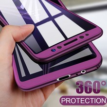 Luxury 360 Full Protection Cover Phone Case For Samsung Galaxy S10 S9 S8 Plus S7 Edge Shockproof Cover For Note 9 8 10 Plus Case