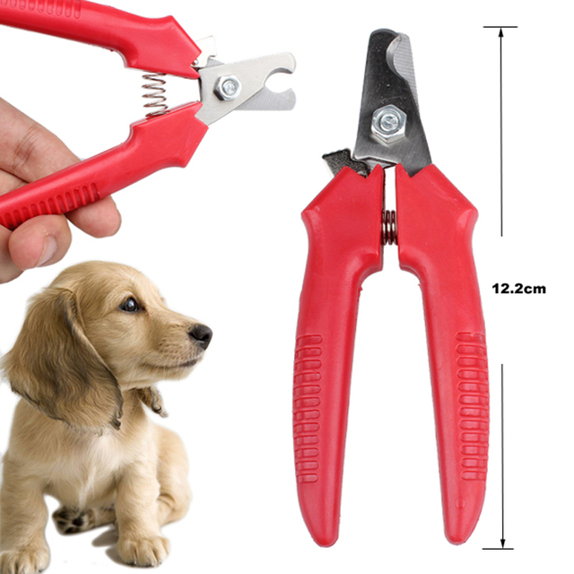 1 Pcs Animal Dog Cat Nail Clippers Scissors Pet Puppy Dog Scissors Cat Toe Trimmer Nail Clippers Pet Grooming Tools