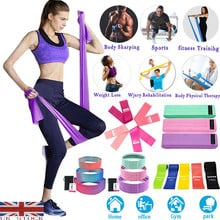 Workout Rally Resistance Bands Loop 5PCS Legs Booty Band Band-Home Gym Yoga Exercise Rally Band Sports Fitness Latex Ring Sets