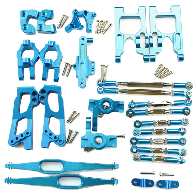 Wltoys 12428 parts wltoys 12423 Upgrade Accessories feiyue fy03 Kit for Feiyue FY03 WLtoy 12428 12423 1/12 RC Buggy Car Parts