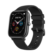 New P8 1.4 inch GTS Smart Watch Men Full Touch Fitness Tracker Blood Pressure Smart Clock Women Sport smartwatch for Android ios