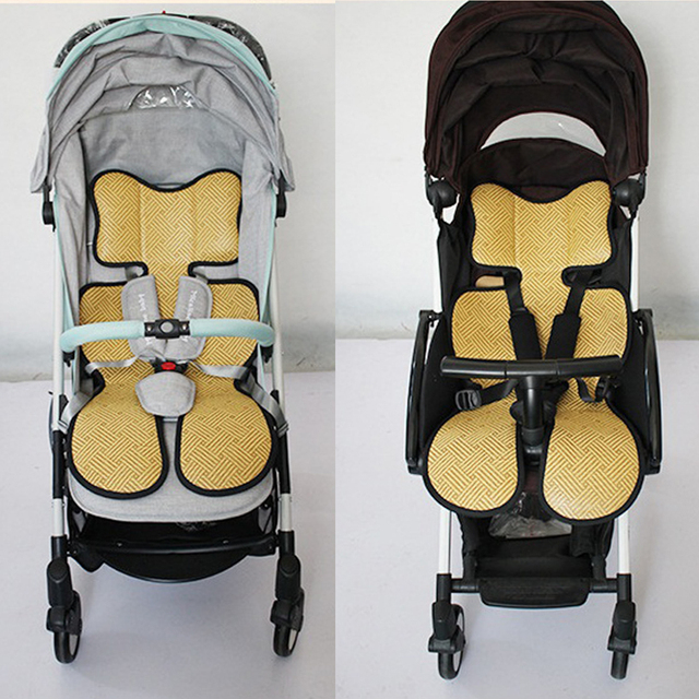 Baby Stroller Accessorie Seat Cushion For Summer Mattress Cart For babyzen yoyo yoya most pushchair and baby cradle Baby Swing