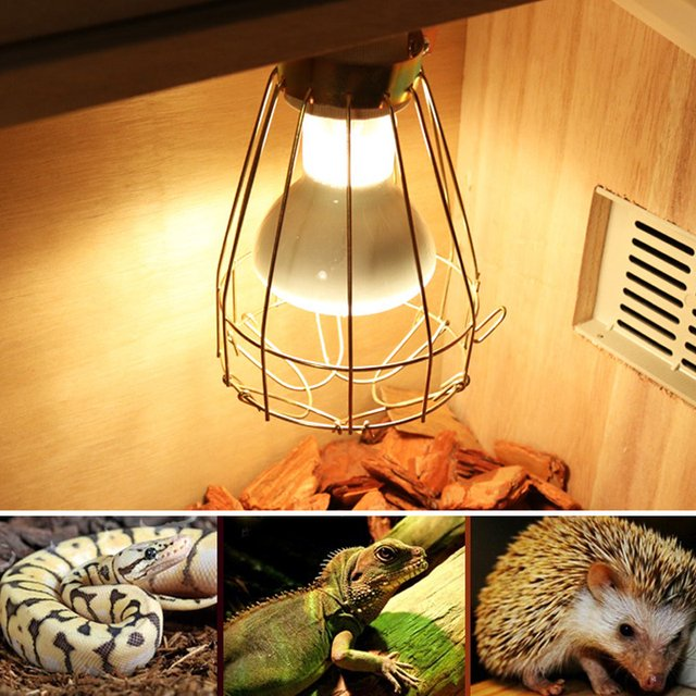 Lamp Shade Lamp Cover 10 * 14cm Copper Lighting Parts Anti-Scald Home Household Iron Explosion-Proof for Ceramic Heat Lamps