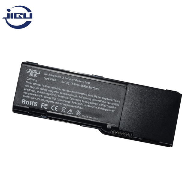 JIGU 9Cell Laptop Battery For Dell Inspiron 1501 6400 E1505 1000 131L 312-0466 312-0427 312-0461 RD850 GD761 TD349 UD265 RD855