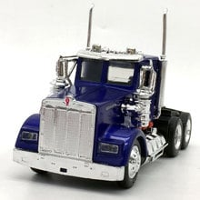 NEWRAY 1/43 Scale KENWORTH W900 Truck Diecast Metal Car Model Toy For Children,Gift,Collection