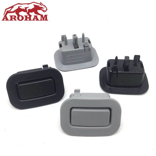 1Pair High Quality 64328AG011 64328AG001 Rear Left Right Seat Recliner Button For Subaru Forester 2009 2010 2011 2012 2013