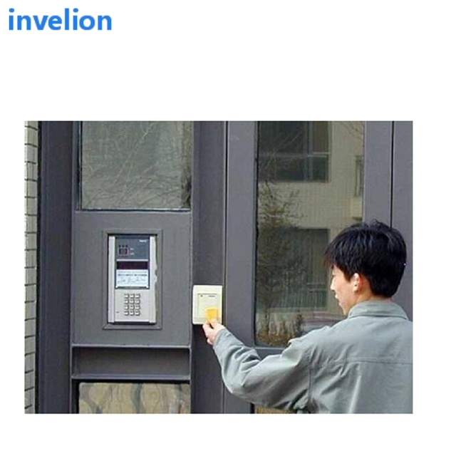 cheapest price low power usb rfid reader 1 meter for company door access control uhf rfid card 902Mhz-928Mhz  865MHz-868MHz