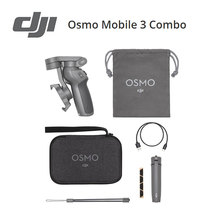 DJI Osmo Mobile 3 foldable gimbal ActiveTrack 3.0 Sport Mode Gesture Control in stock Quick Roll Osmo Mobile 3 Combo original
