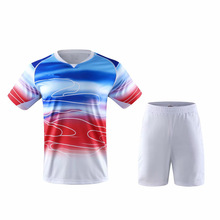 BINTUOSHMen Tennis Set Padel Shirt Badminton Set Sport Shirt Running Quick Dry Breathable Women Table Tennis jersey Training Set